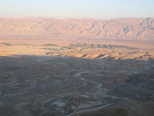 Aravah Wadi